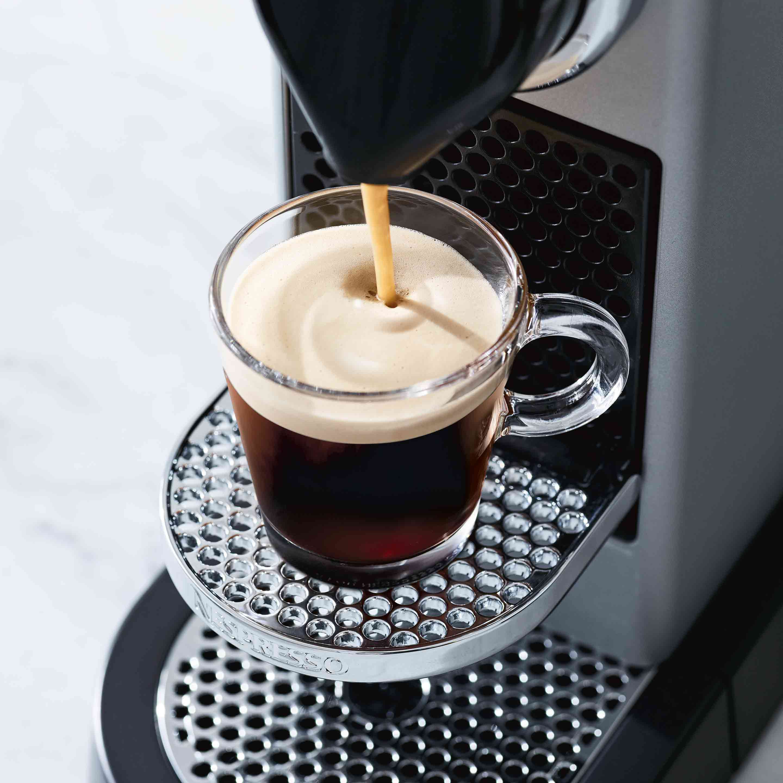 Brewed Espresso