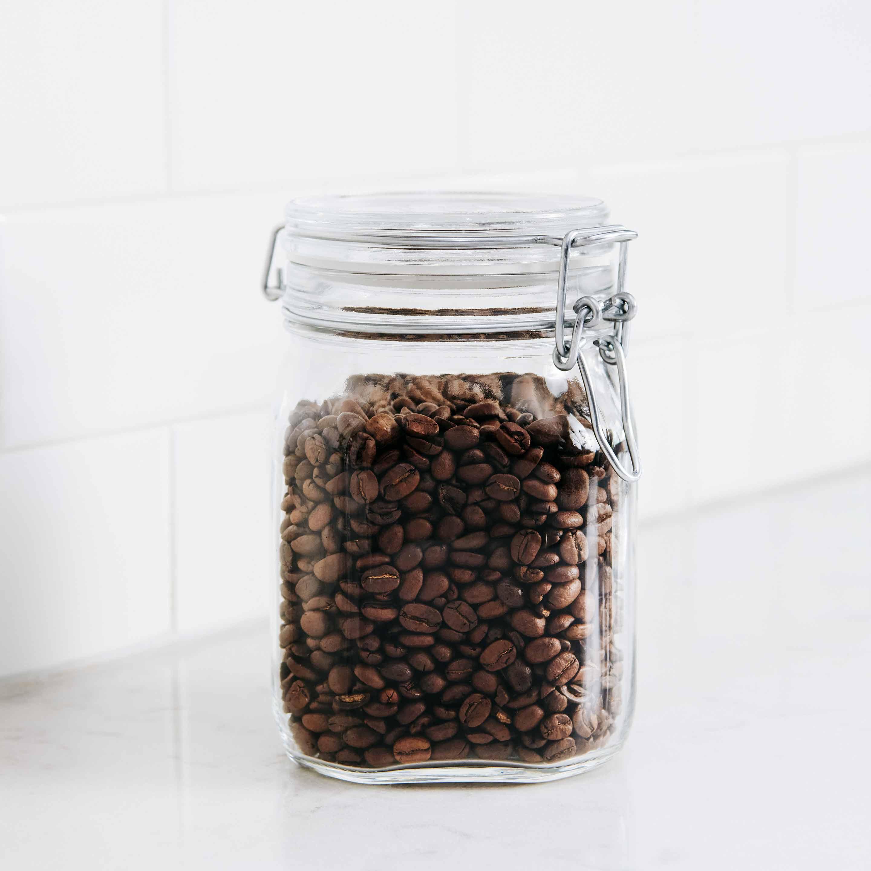 Coffee Beans Whole - Jar