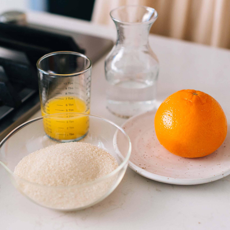 Cold Brew Orange Tonic Ingredient Image