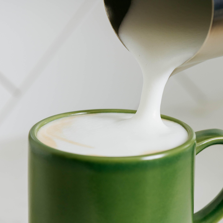 Foamed Milk