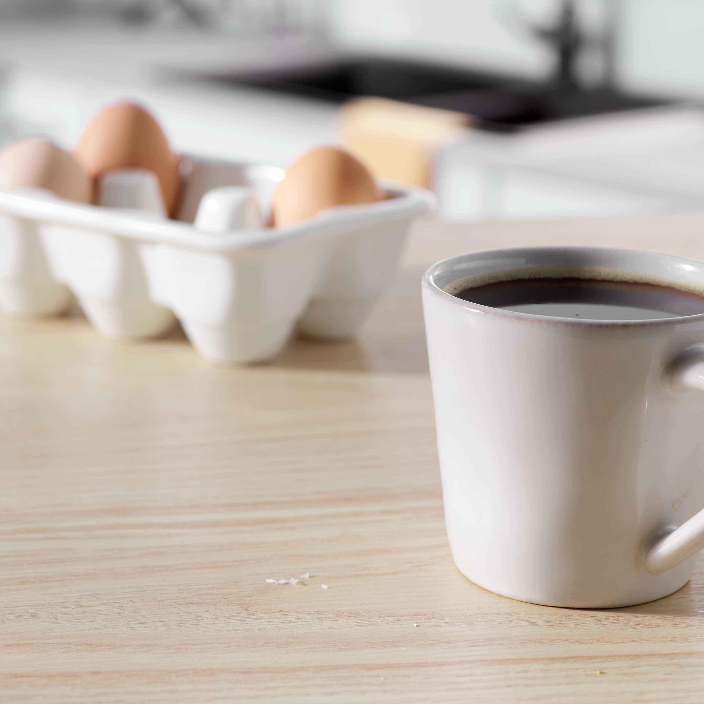Mushroom Toast with Poached Eggs