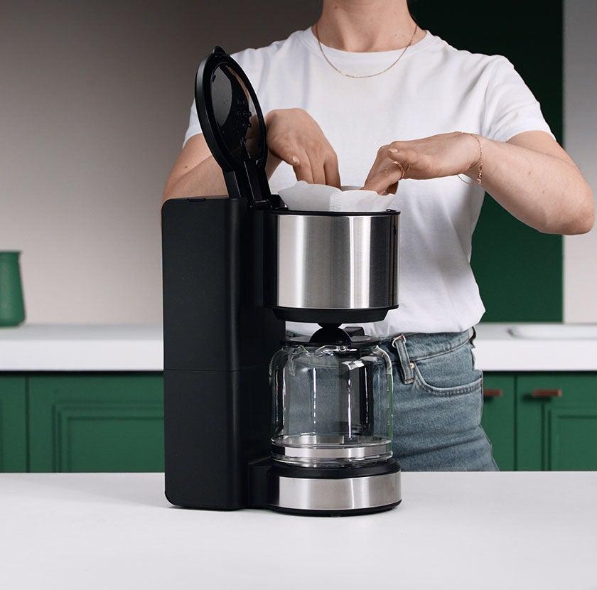 Coffee Machine Step 2