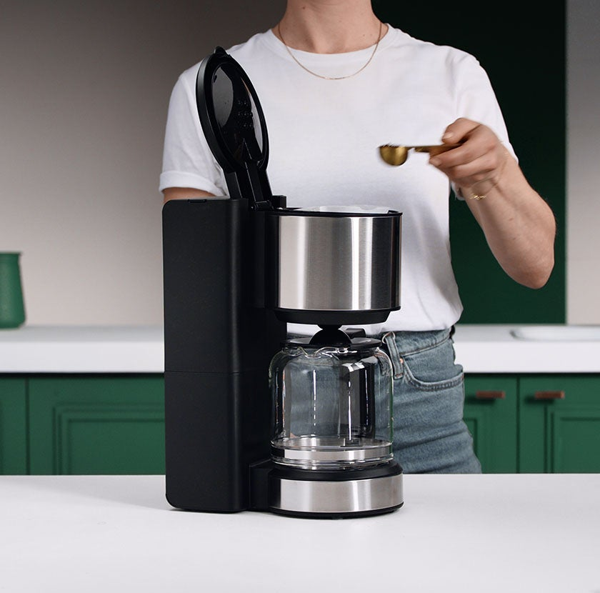 Coffee Machine Step 3