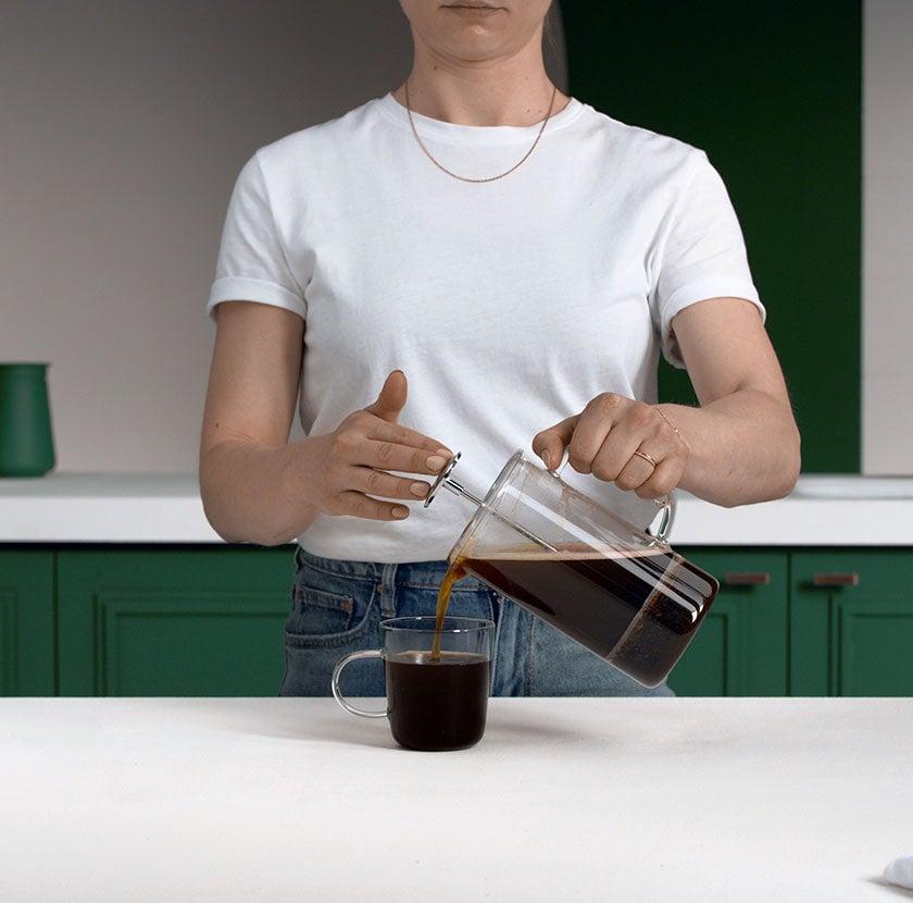 Coffee Press Step 7