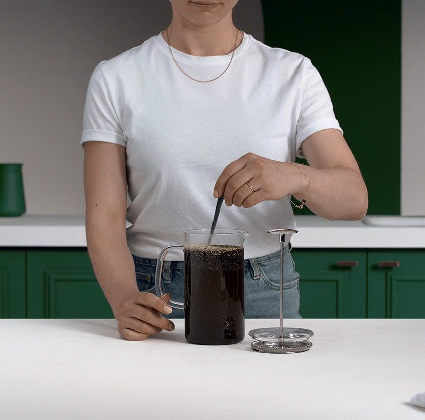 Coffee Press Step 4