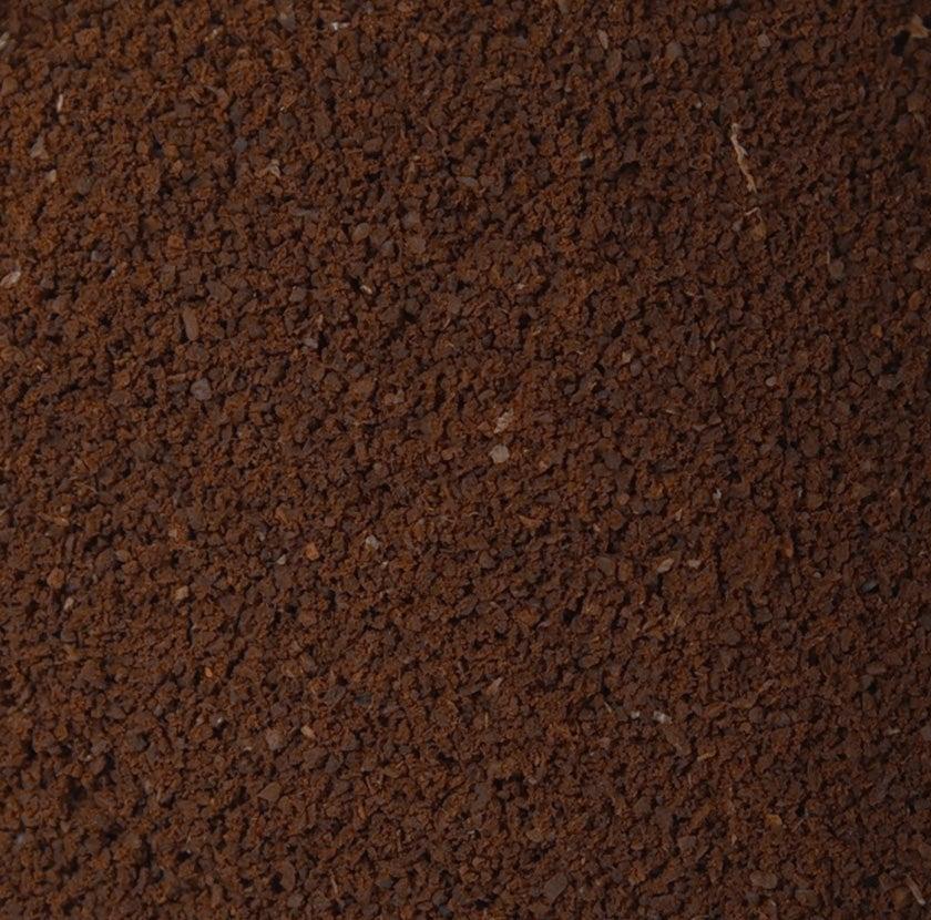 Medium ground coffee