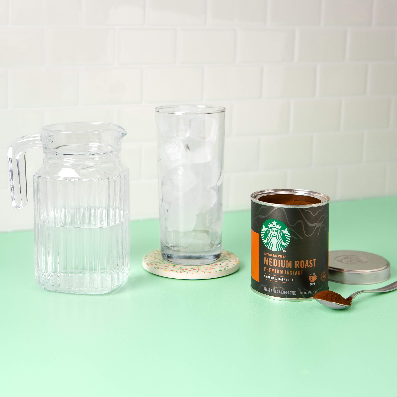 Iced Premium Instant Ingredients