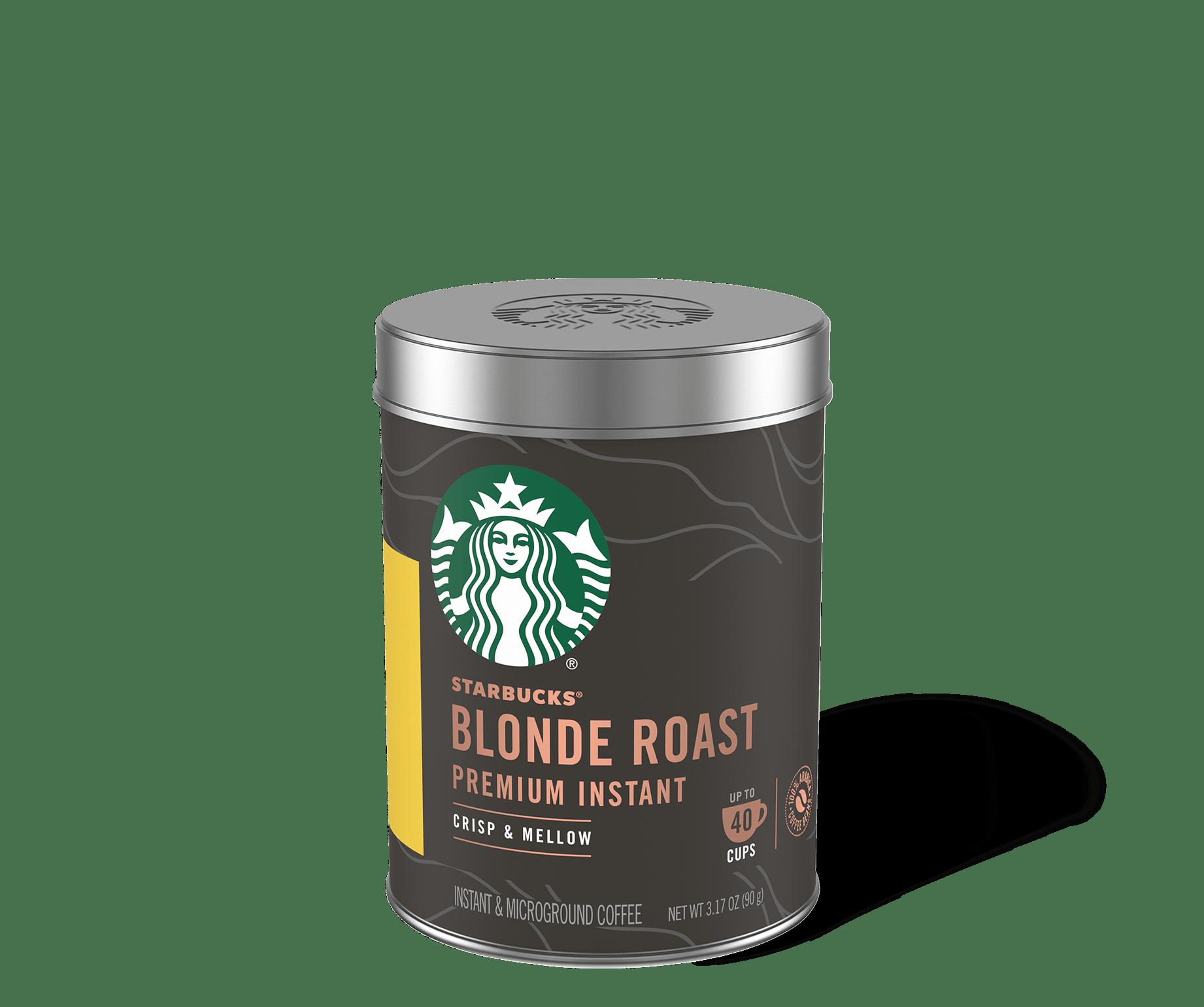 Starbucks® Premium Instant Blonde Roast