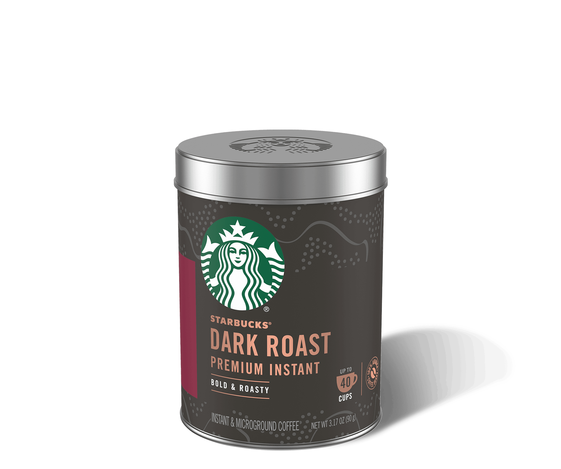 Starbucks® Premium Instant Dark Roast