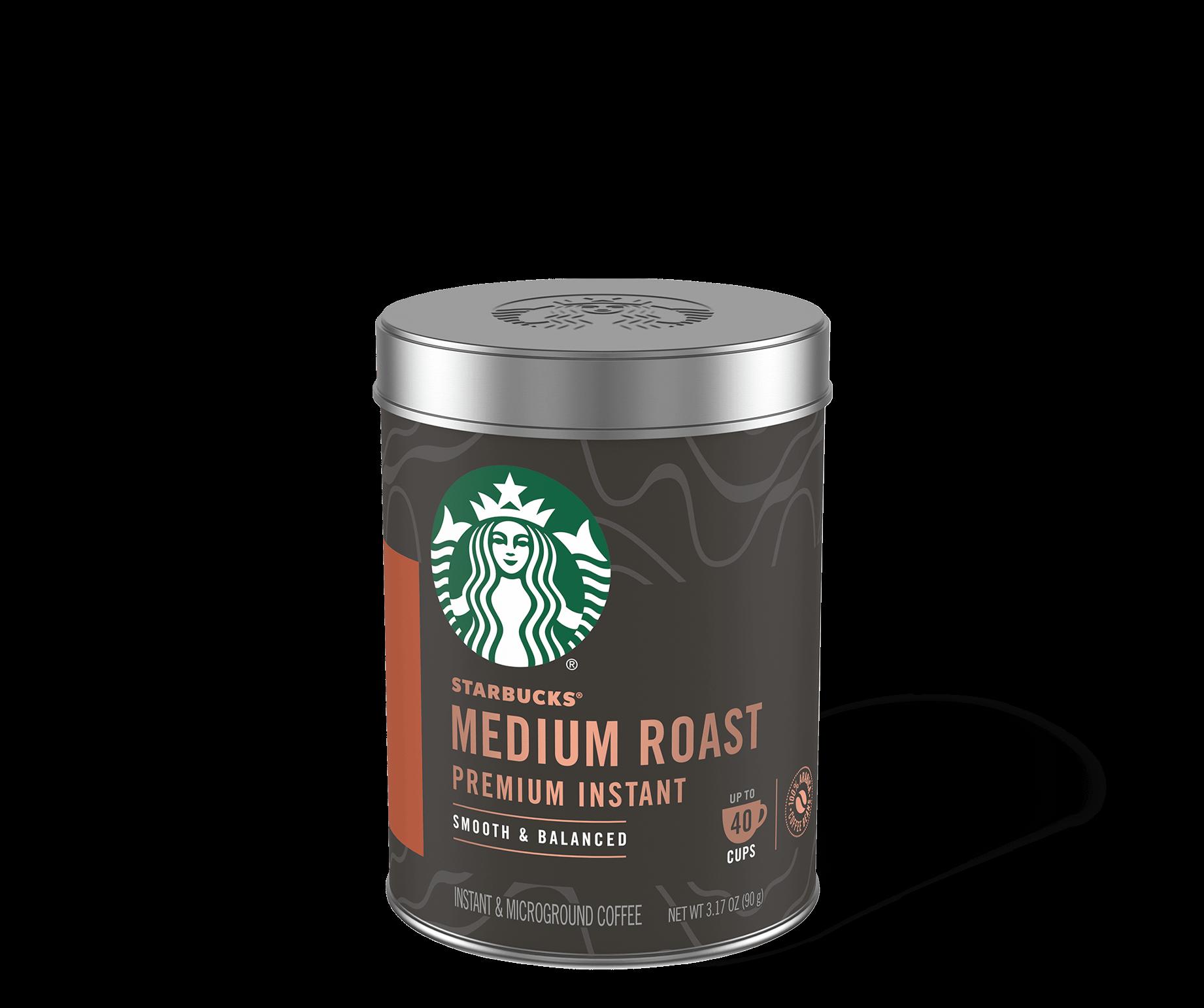 Starbucks® Premium Instant Medium Roast